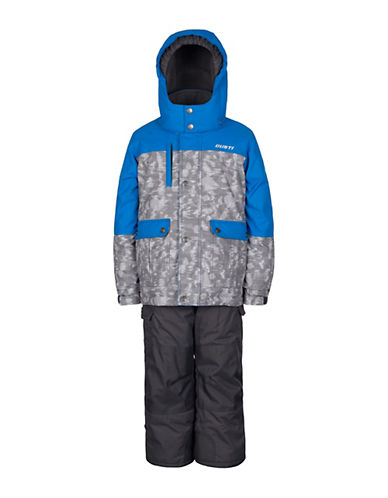 Gusti Boys Six-Piece Jacket and Snow Pants Set-BLUE-5