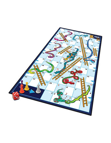 Editions Gladius Snakes and Ladders Game-MULTI-One Size