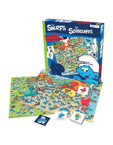 Editions Gladius Smurfs Hide and Seek-MULTI-One Size