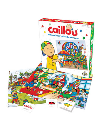 Editions Gladius Caillou Hide and Seek-WHITE-One Size