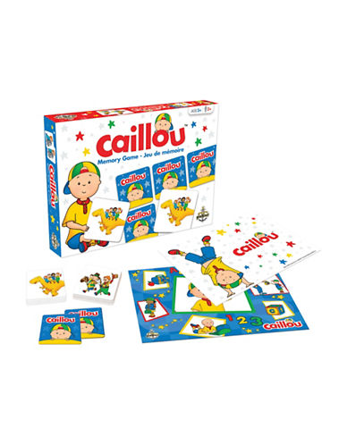 Editions Gladius Caillou Memory Game-MULTI-One Size