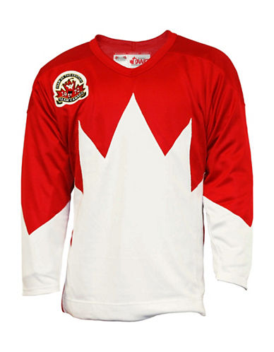 Heritage Hockey Team Canada 1972 Home Replica Jersey-RED-XX-Large