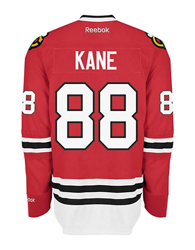 Reebok Patrick Kane Chicago Blackhawks Home Jersey-RED-Small 88940784_RED_Small