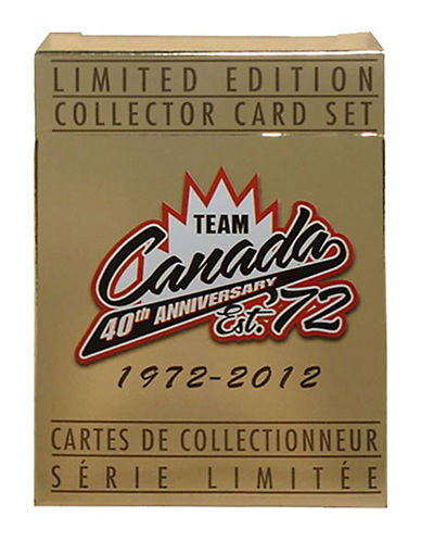 Heritage Hockey Team Canada 1972 Card Set 40th Anniversary-MULTI-One Size