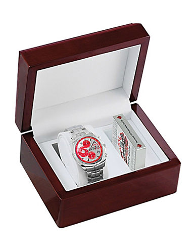 Heritage Hockey Team Canada 72 Collectors Watch-MULTI-One Size