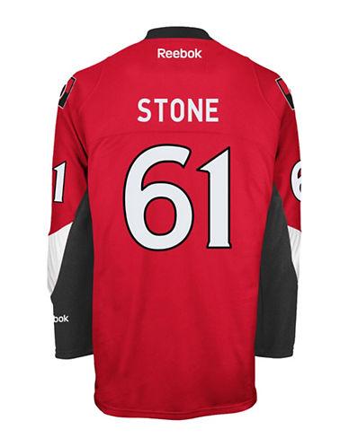 Reebok Mark Stone Ottawa Senators Home Jersey-RED-Small