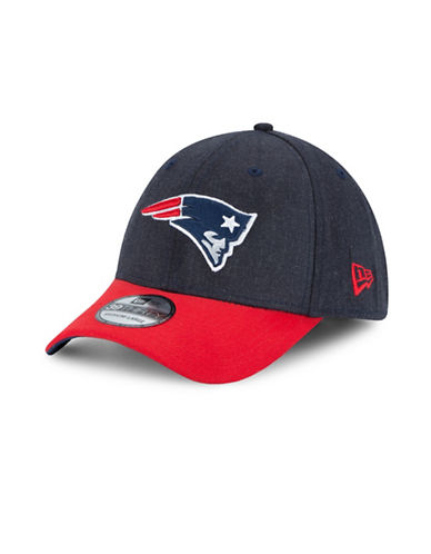 New Era New England Patriots 39THIRTY Cap-NAVY-Large/X-Large