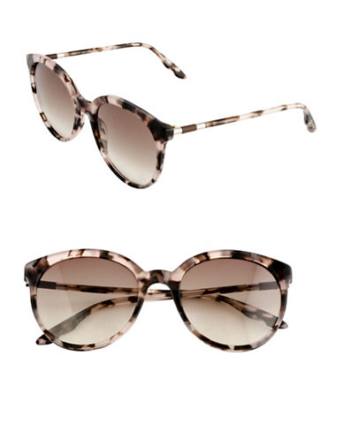 B Brian Atwood 54mm Round Sunglasses-FANTASY-One Size