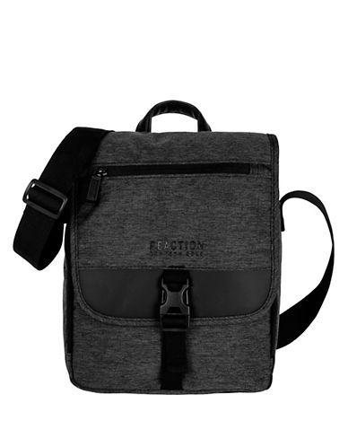 Kenneth Cole Reaction Modern Sport Day Shoulder Bag-GREY-One Size