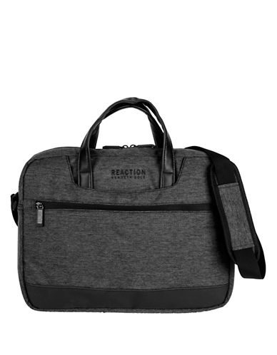 Kenneth Cole Reaction Modern Sport Computer Case-GREY-One Size