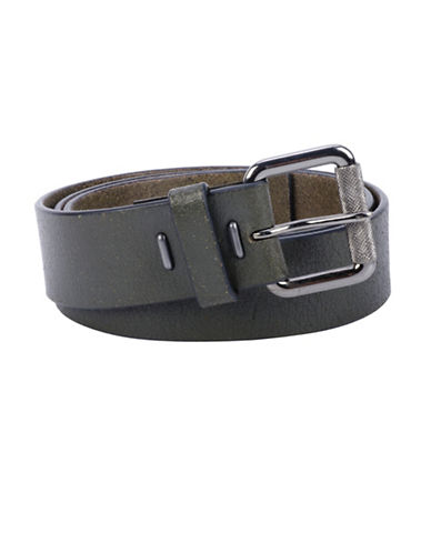 Calvin Klein Leather Dress Belt-CARGO-34
