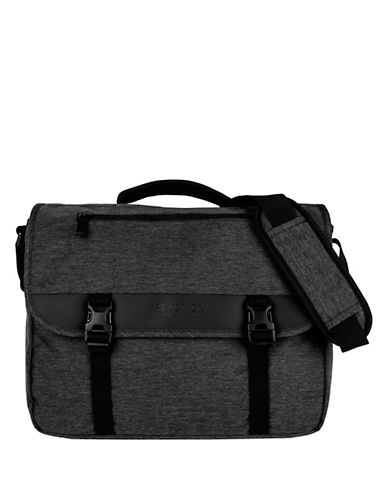 Kenneth Cole Reaction Modern Sport Laptop Messenger-GREY-One Size