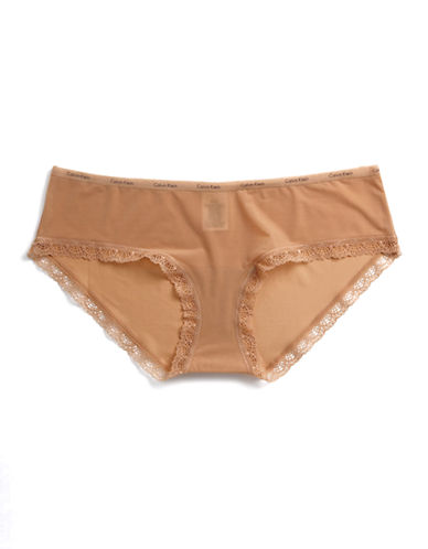 Calvin Klein Bottoms Up Hipster-BUFF-Medium
