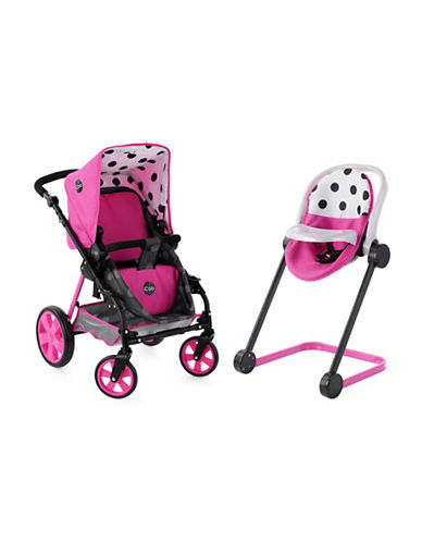 ICoo Grow With Me Play Set-PINK-One Size