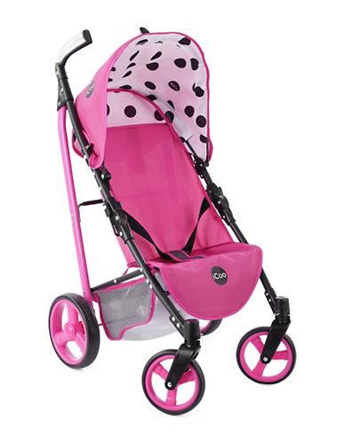 ICoo Polka Dot Dolls Stroller-PINK-One Size