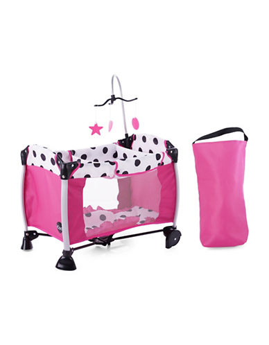 ICoo Starlight Doll Play Yard-PINK-One Size