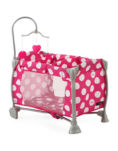ICoo iCoo Starlight Play Yard-PINK DOTS-One Size