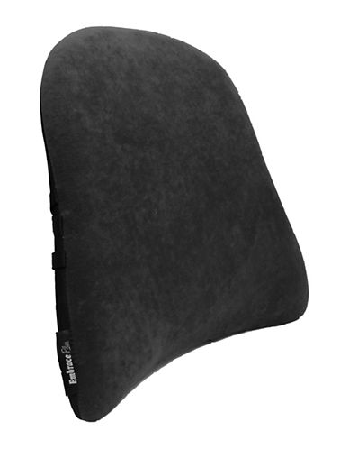 Ezee Life Back Support-BLACK-One Size