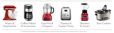 Kitchenaid Small Appliances Appliances Home Hudson