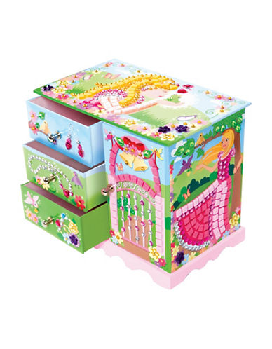 Orb Factory Sticky Mosaics Happily Ever After Jewellery Box-ASSORTED-One Size