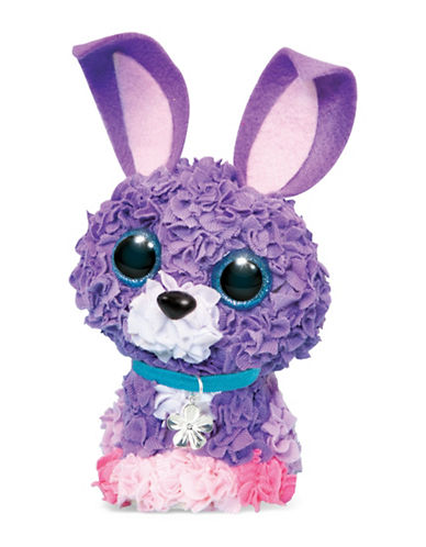 Orb Factory Plushcraft 3D Bunny-ASSORTED-One Size