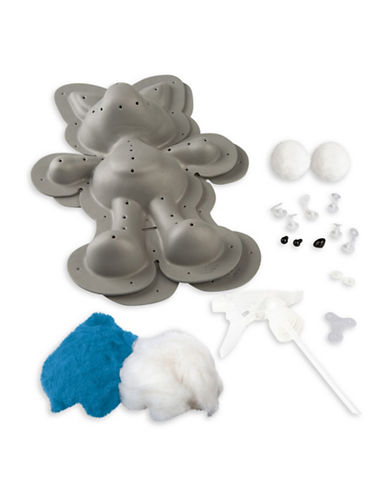 Orb Factory Fuzzeez Husky-ASSORTED-One Size