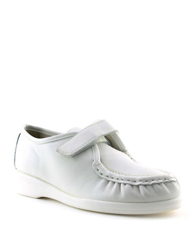 Softspots Angie Casual Shoes-WHITE-7.5