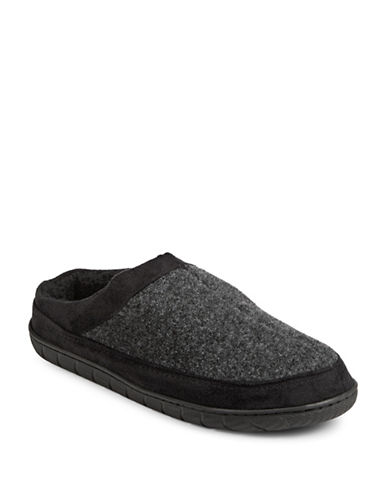 Dockers Bradford Slippers-BLACK-8