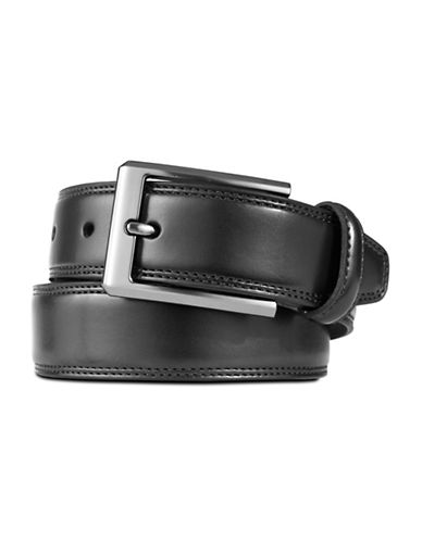 Dockers Signature Slim Belt-BLACK-32