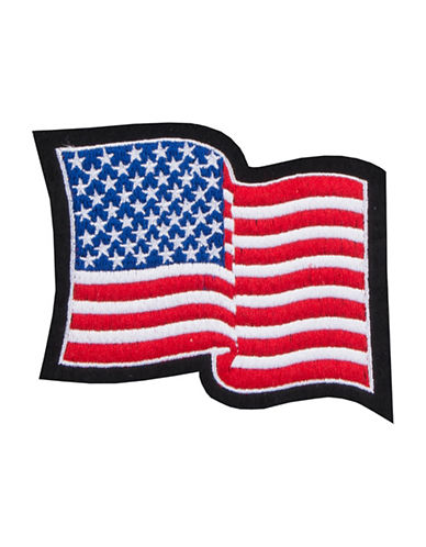 Patches American Flag Patch-NAVY-One Size