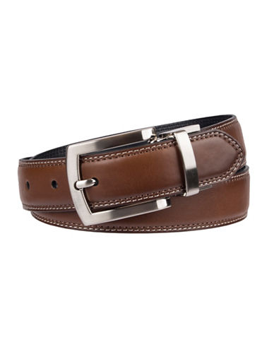 Lord & Taylor Kids Reversible Belt-BROWN-26