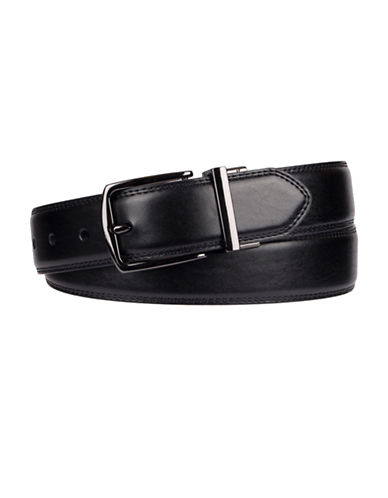 Dockers Reversible Belt-BLACK-40