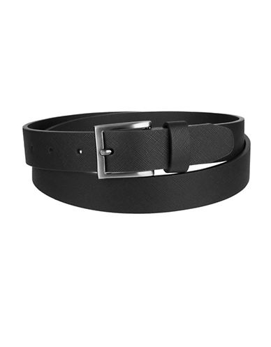 1670 Cut Edge Belt-BLACK-38