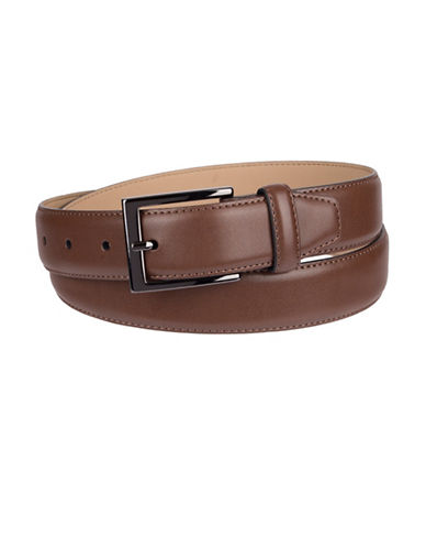 1670 Feather Edge Belt-BROWN-36