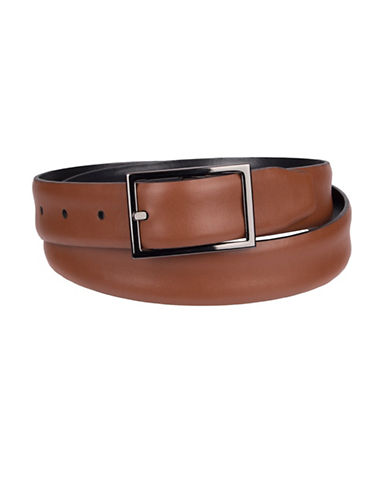 1670 Bombay Reversible Belt-BROWN-42