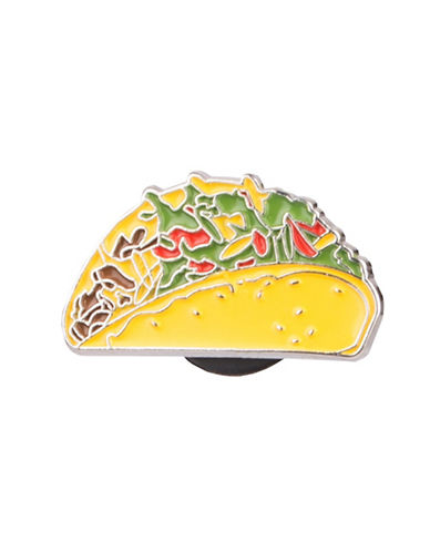 Pins Taco Pin-YELLOW-One Size