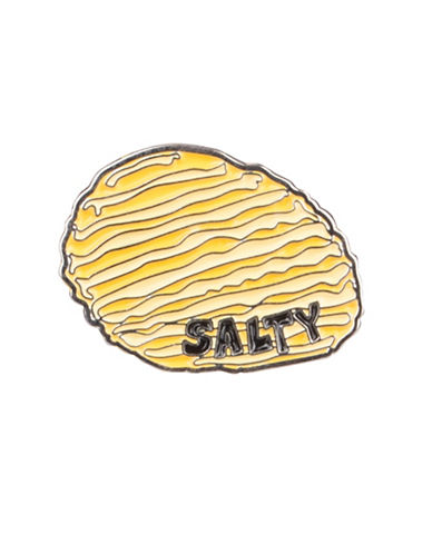 Pins Salty Pin-YELLOW-One Size