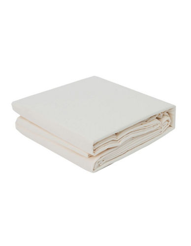 Highland Feather Bamboo Cotton Sheet Set-CREAM-Queen