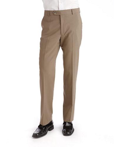 Hudson Room Dress Pants-BEIGE-30X32