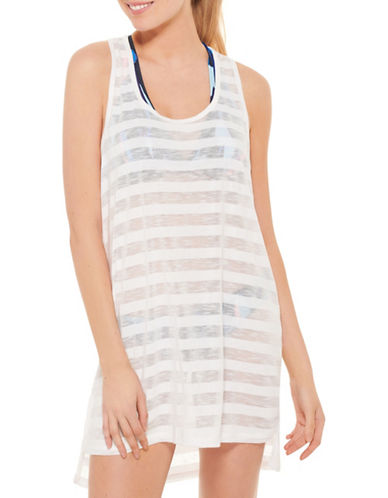 Liv Sleeveless Striped Tunic 89916826