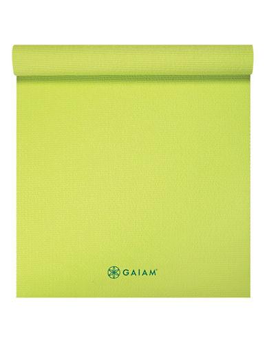 Gaiam Kids Yoga Mat - 3mm-GREEN-One Size