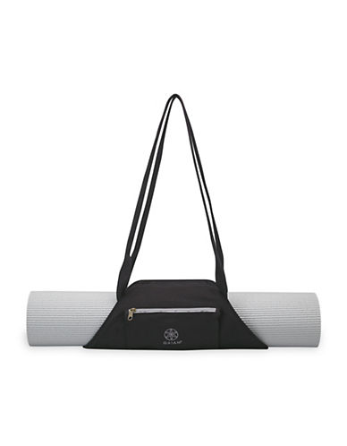 Gaiam On-The-Go Mat Carrier-GRANITE-One Size