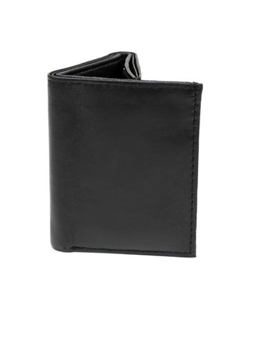 Ashlin Tri-Fold Wallet-BLACK-One Size