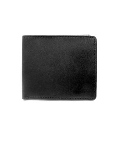 Ashlin Slim Bi-Fold Wallet-BLACK-One Size