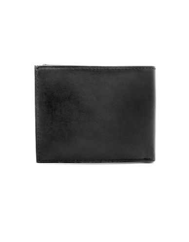 Ashlin Bi-Fold Wallet-BLACK-One Size