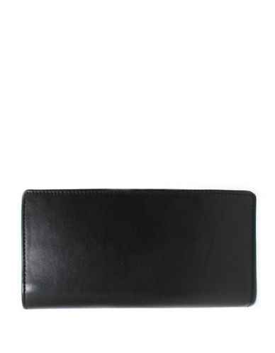 Ashlin Aidan Tuscany Leather Slim Wallet-BLACK-One Size