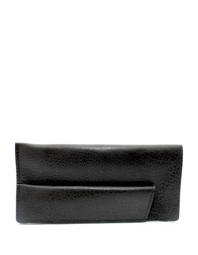 Ashlin Sun and Eyeglass Leather Case-BLACK-One Size