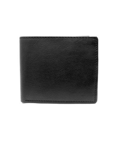 Ashlin Bi-Fold Wallet-BLACK-One Size