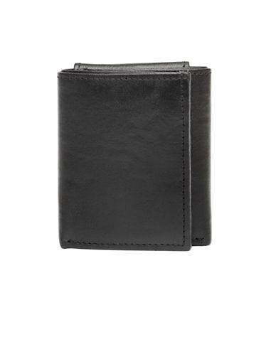 Ashlin Tri-Fold Wallet-BLACK-One Size