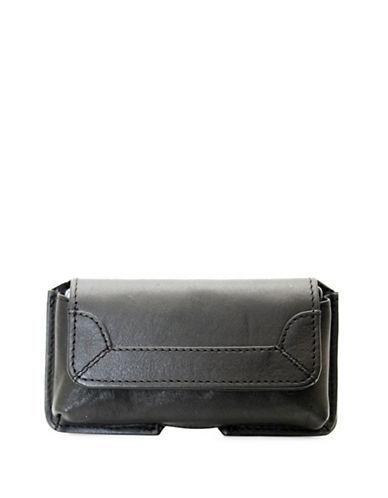 Ashlin Trieste Tuscany Leather iPhone Case-BLACK-One Size
